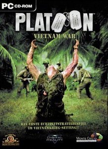 Platoon (German) (PC)