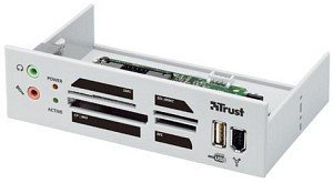 Trust CR-3300 media Connect Bay, multifunctional frontpanel (14339)