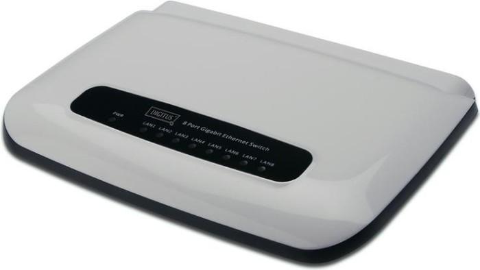 Digitus DN-800 Desktop Gigabit Switch, 8x RJ-45 (DN-80062)