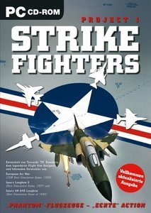 Strike Fighters Project 1 (German) (PC)