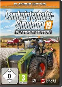 Landwirtschafts-Simulator 2019 - Platinum Edition (PC)