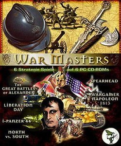 War Masters (deutsch) (PC)