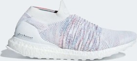 adidas Ultra Boost Laceless ftwr white/active red/active green (Herren) (B37686)