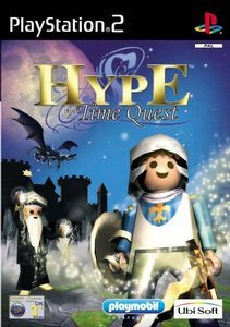 Playmobil - Hype Time Quest (German) (PS2)