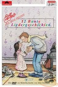 Rolf Zuckowski - 12 bunte Liedergeschichten (DVD)