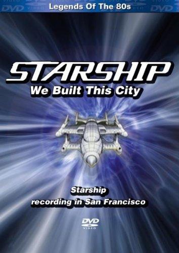 Starship - We built this City -- via Amazon Partnerprogramm