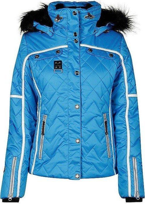 Icepeak winterjacke damen blau