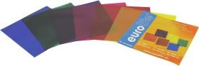 Eurolite EUROLITE colour-Foil set 19x19cm, six colors (94100300)