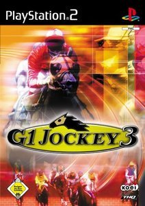 G1 Jockey 3 (German) (PS2)