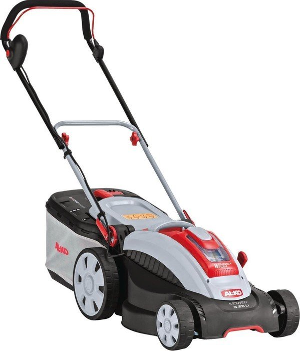 AL-KO Moweo 3.85 Li cordless lawn mower incl. rechargeable battery 4.0Ah (113278)