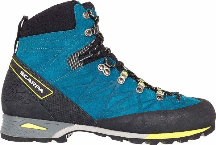Scarpa Marmolada Pro OD abyss/lime (mens)