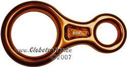 Elliot Cor8 figure-eight descender -- (c) globetrotter.de