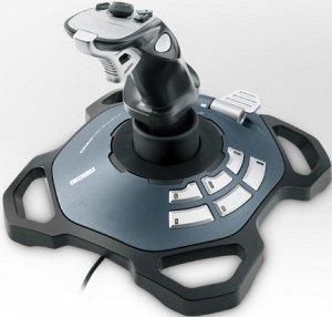 Logitech Force 3D Pro Joystick, USB (PC) (942-000002)