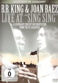 """B.B. King & Joan Baez - Live at """"Sing Sing"""" (DVD)"""