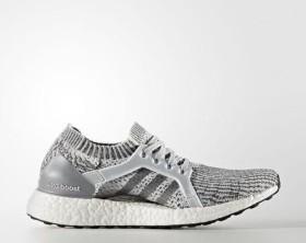 adidas Ultra Boost X clear grey/mid grey/dark grey heather solid grey (Damen) (BB1695)
