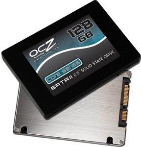 OCZ Core 128GB, SATA (OCZSSD2-1C128G)