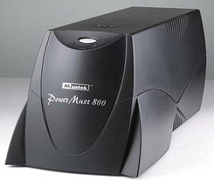 Mustek PowerMust UPS 800 Pro (98-OCD-00850)