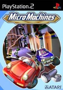Micro Machines (niemiecki) (PS2)