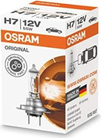 Osram Original H7 55W, 1er-Pack Faltschachtel (64210)