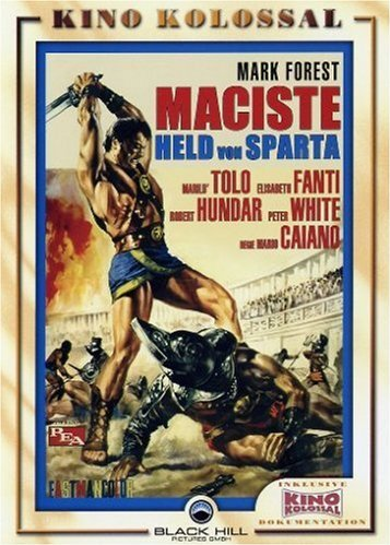 Maciste - Held von Sparta -- via Amazon Partnerprogramm