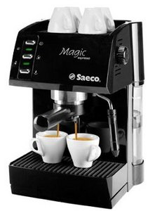 Saeco Magic espresso Anthrazit