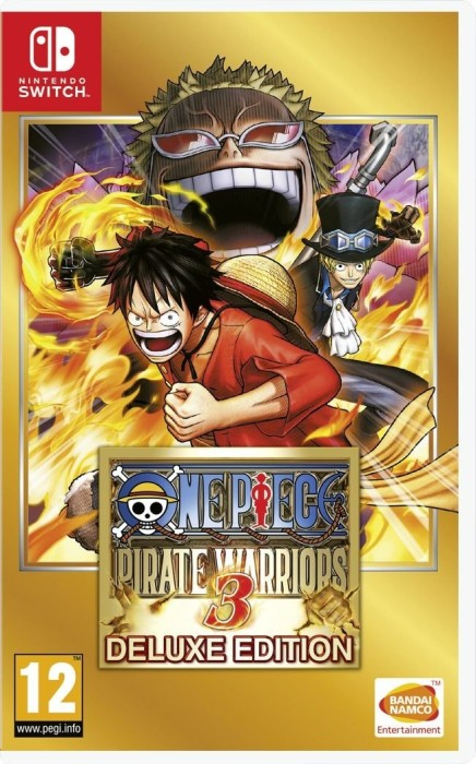 One Piece: Pirate Warriors 3 - Deluxe Edition (Switch)