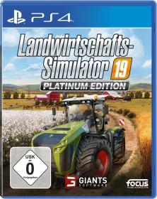 Landwirtschafts-Simulator 2019 - Platinum Edition (PS4)