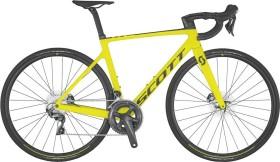 Scott Addict RC 30 gelb Modell 2020 (274737)