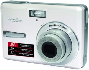 Rollei Compactline 101 white