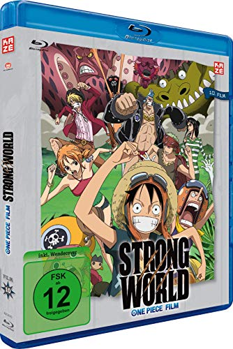 one piece - Strong World (Blu-ray) -- via Amazon Partnerprogramm