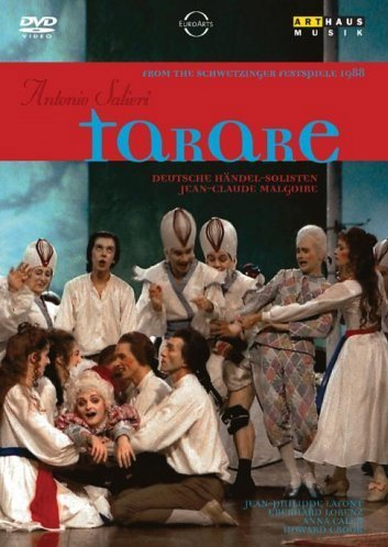 Antonio Salieri - Tarare -- via Amazon Partnerprogramm