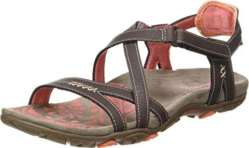 618f3ef1b1be Merrell Sandspur Rose Leather cocoa coral (ladies) (J289634C ...