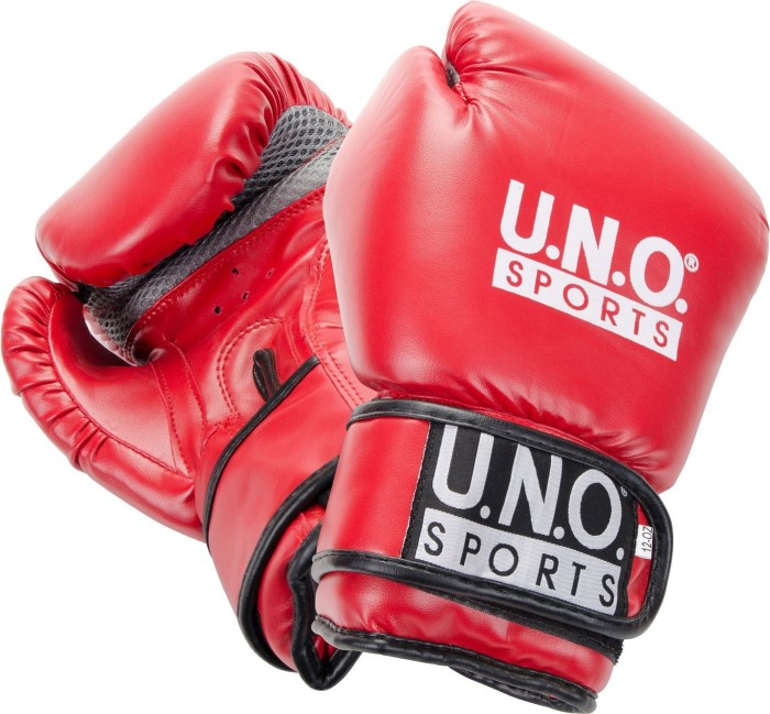 U.N.O. Sports Boxhandschuhe Fun rot -- via Amazon Partnerprogramm