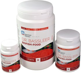Aquarium Münster Dr. Bassleer Biofish-Food Forte XL, 170g (01048949)