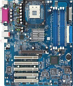 Shuttle AB60N, i865PE [dual PC-3200 DDR]