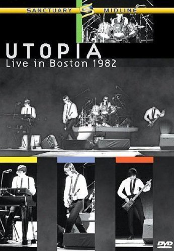 Utopia - Live in Boston 1982 -- via Amazon Partnerprogramm