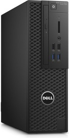 Dell Precision Tower 3420 SFF Workstation, Xeon E3-1245 v5, 16GB RAM, 256GB SSD, Windows 10 Pro (R6M32)