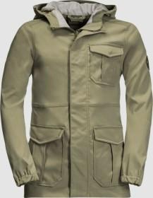 Jack Wolfskin Lakeside Safari Jacke khaki (Junior) (1608301-4288)