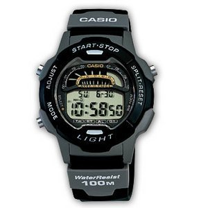 Casio Collection W-729H-1AVHEF