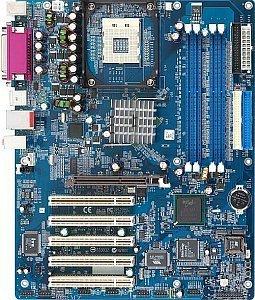 Shuttle AB60R, i865PE (dual PC-3200 DDR)