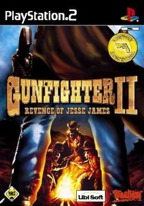 Gunfighter 2 - The Revenge of Jesse James (niemiecki) (PS2)