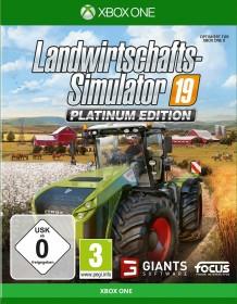 Landwirtschafts-Simulator 2019 - Platinum Edition (Xbox One)