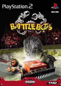 Battle Bots (niemiecki) (PS2)