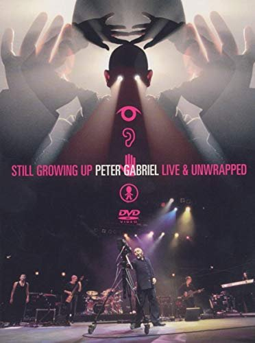 Peter Gabriel - Growing Up Live Tour -- via Amazon Partnerprogramm