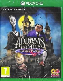 The Addams Family: Mansion Mayhem (Xbox One)