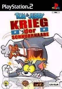 Tom & Jerry - Krieg der Schnurrhaare (German) (PS2)