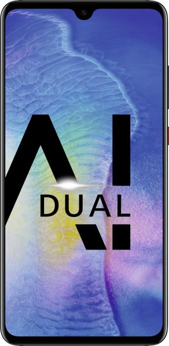 Huawei Mate 20 Dual-SIM schwarz