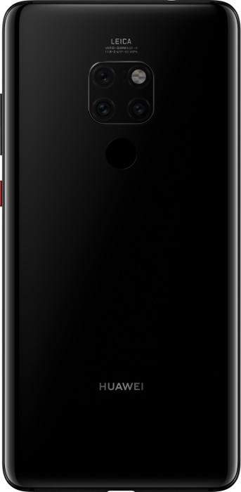 Huawei Mate 20 Dual Sim Schwarz Ab 54499 2019 Preisvergleich