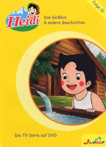 Heidi Vol. 10 -- via Amazon Partnerprogramm