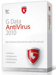 GData Software: AntiVirus 2010 (deutsch) (PC) (70023)